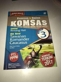 PT3 PPPM Komsas (Kupasan & Kajian) Antologi Dan Novel