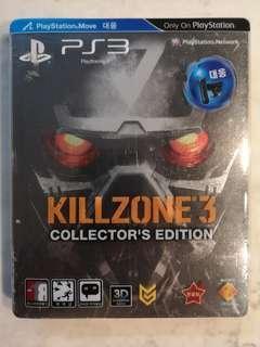 PS3 Killzone3 (Collector's Edition)