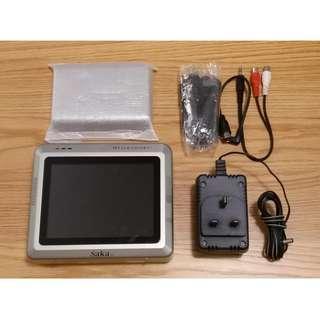 Saka 6吋 TFT LCD Color TV 電視 顯示屏