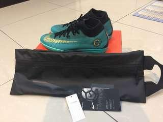 Futsal shoes Nike  Superflyx 6 Academy CR7 IC and Bag