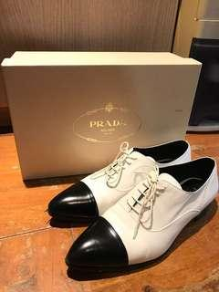 Prada Oxford shoes (women)