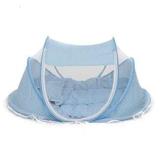 baby mat with net