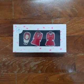 TWICE Nayeon Twiceland Encore Concert Badge Set