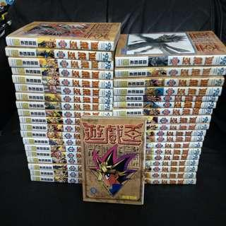 Pre - Loved Yu Gi Oh 遊戯王 1-38 [Complete] Chinese Manga [漫画] from Chuang Yi by 高橋和希 for $40!