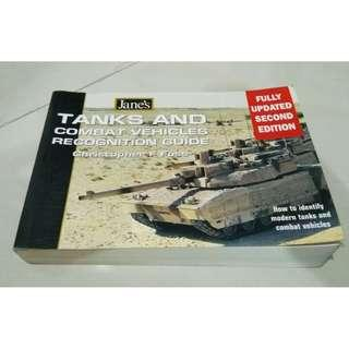 Jane's Combat Vehicle Recognition Guide Book