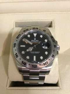BNIB Rolex Explorer 2