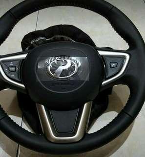 Steering wheel myvi