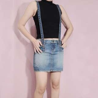 Original Guess jumper maong skirt