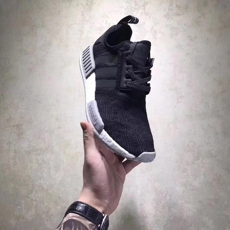 adidas boost nmd r1 black