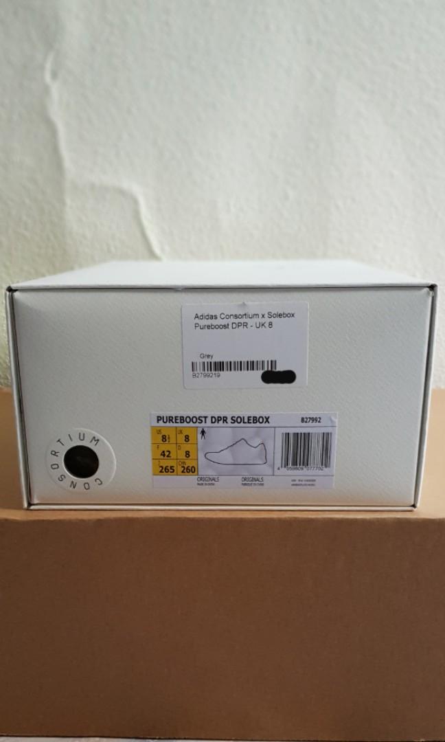 8c0d52a3f Adidas Consortium X Solebox Pureboost DPR