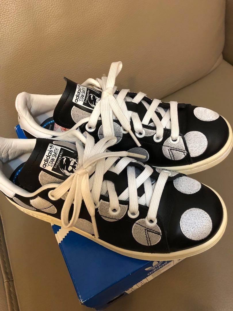 Adidas Stan Smith Big Dot BLK (Special Editions)