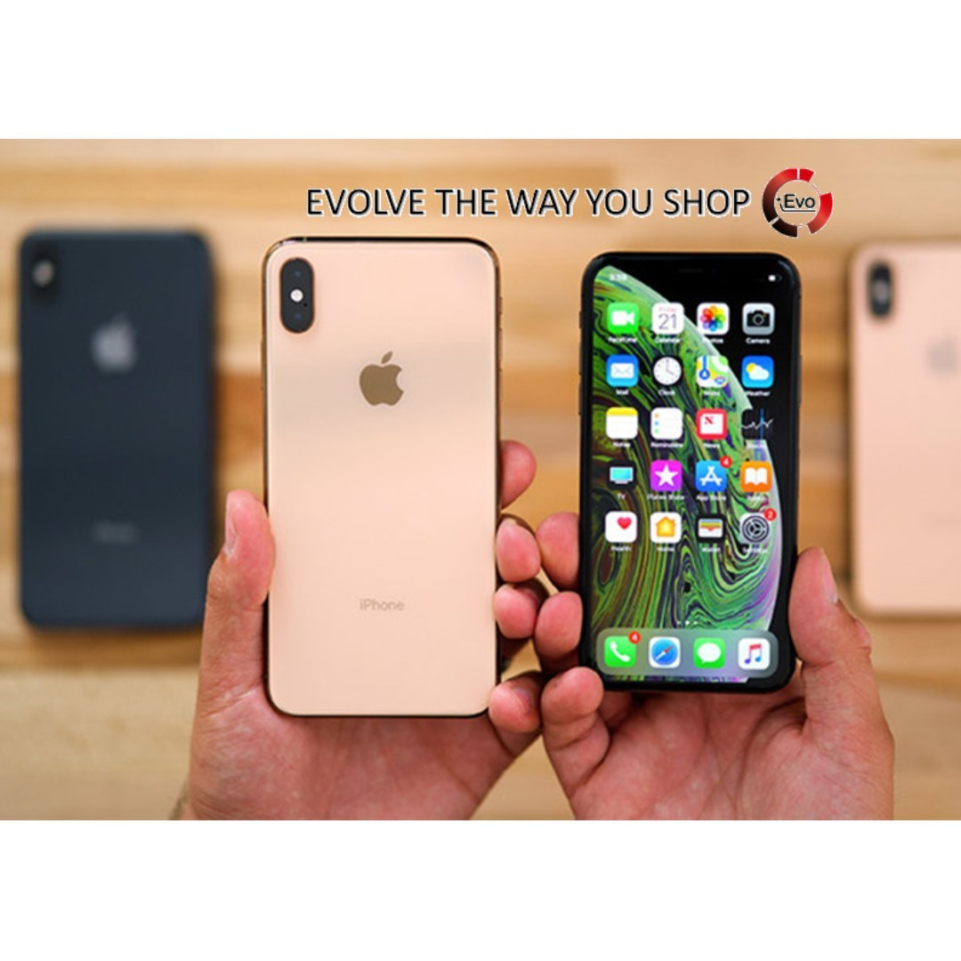 43eab53510d IPHONE XS MAX 256GB - space grey, Mobile Phones & Tablets, iPhone ...