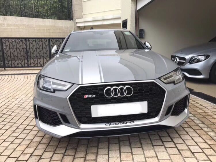 Audi A4 B9 >> Audi A4 B9 Rs4 Bodykit Car Accessories Accessories On Carousell