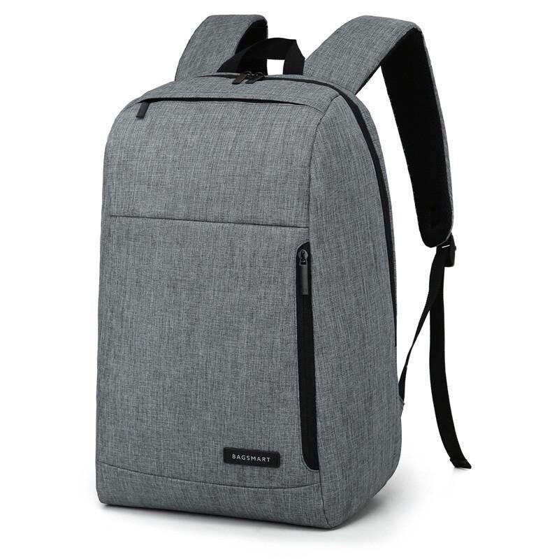 BAGSMART Slim 15.6 Inch Water Resistant Laptop Backpack