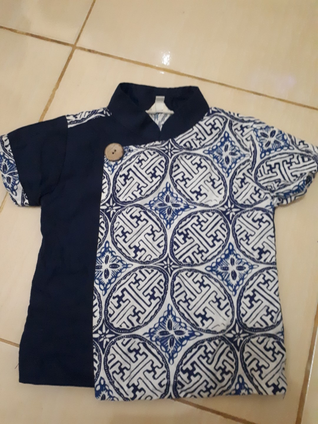 Batik Anak Laki Laki Babies Kids Boys Apparel 1 To 3 Years On