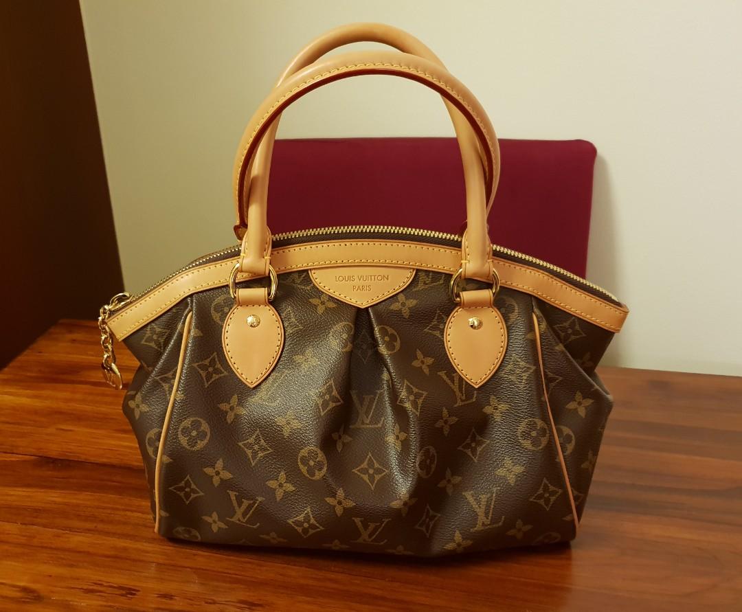 513456afcd9 ♡BEST DEAL♡  99% NEW  LV Tivoli PM bag  Discontinued