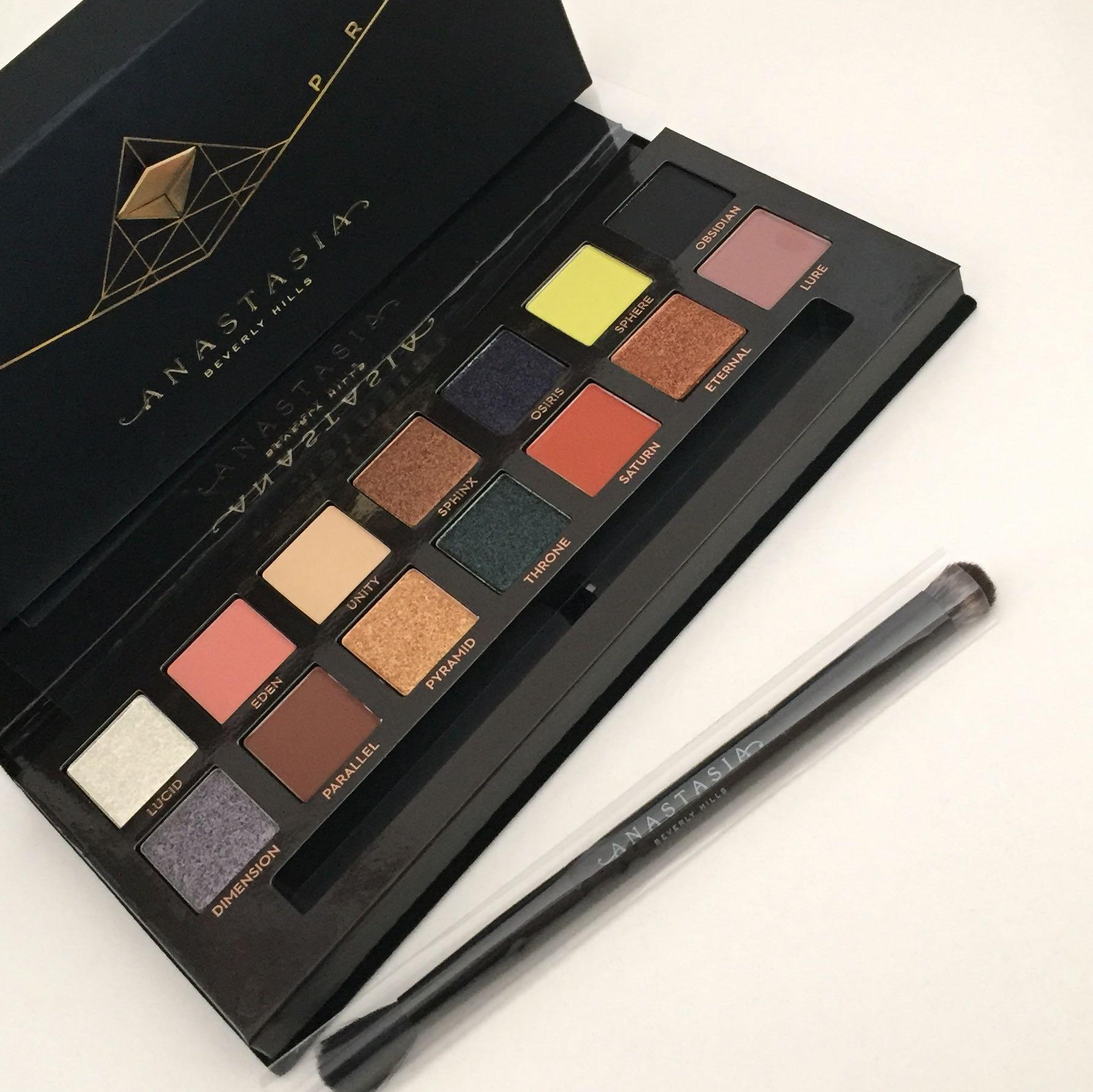 LMTED EDITION & B/NEW ANASTASIA PRISM LUXE EYESHPALETTE
