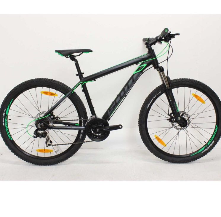 0d98f02f833 Brand new Scott aspect 770 mountain bike, Bicycles & PMDs, Bicycles, Mountain  Bikes on Carousell