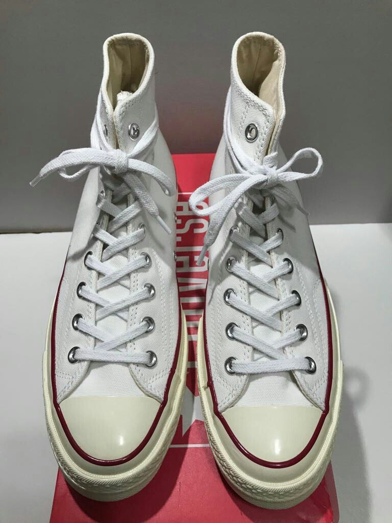 61259b80f560 CONVERSE 1970 CHUCK TAYLOR ALL STAR HI CT70 CT70S 1970S US9