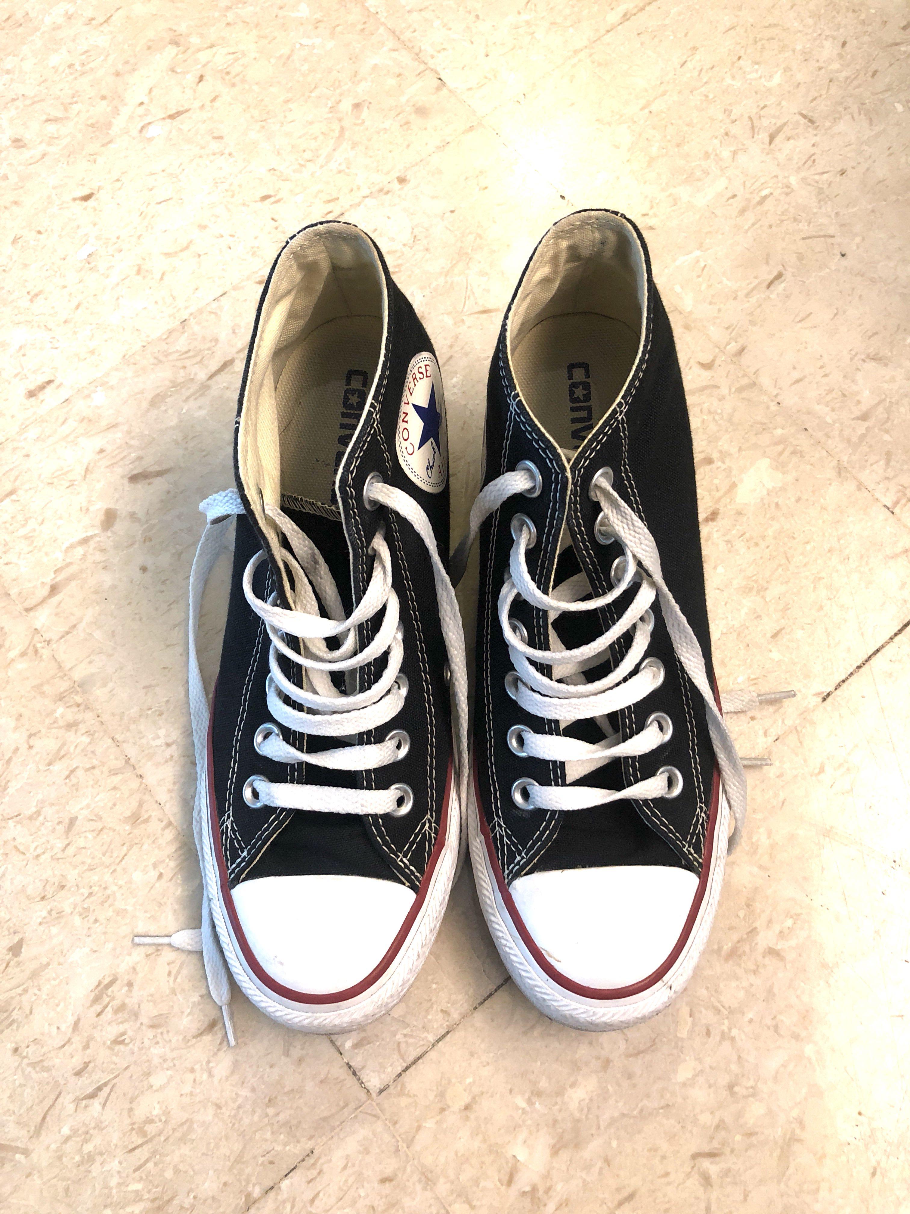 f791958ff7c Converse Sneakers high heels