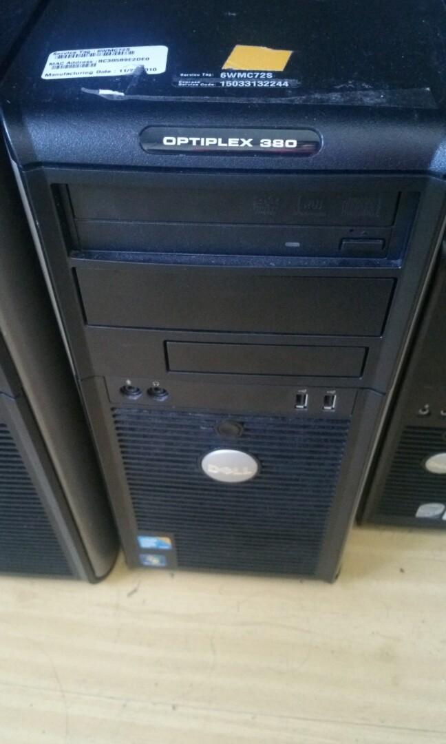 DELL OPTIPLEX 380 MT Business PC