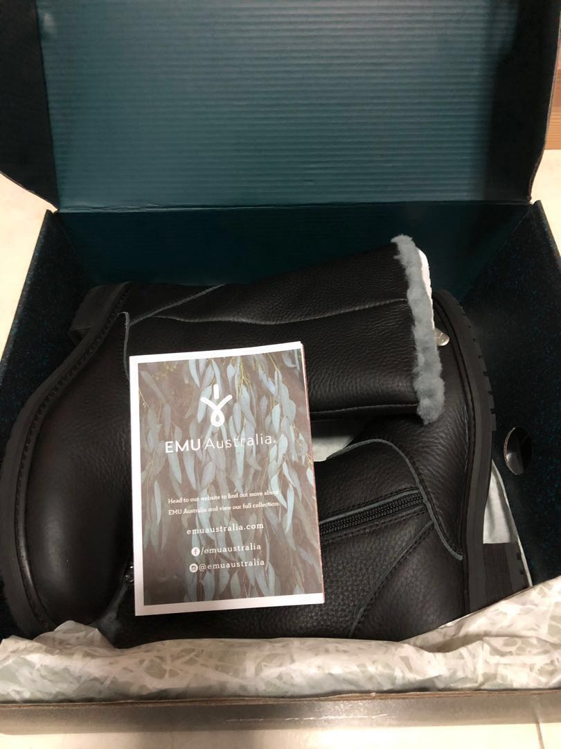 c3d434265ef EMU Australia Winter Snow Boots ASAP!, Women's Fashion, Shoes, Boots ...