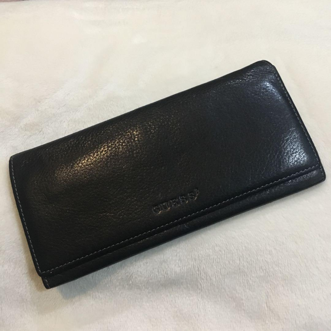 356d7d53e Guess mens leather wallet on Carousell