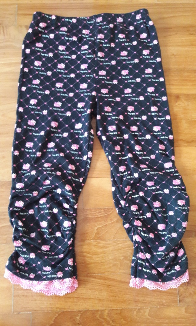 4f3f3ffdc Hello Kitty pants, Babies & Kids, Girls' Apparel, 1 to 3 Years on ...