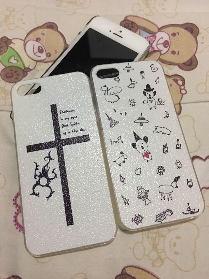 iPhone 5/5s/se case 手機殻
