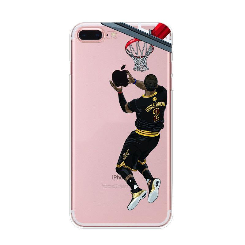 54378e81ef352 Kyrie Irving Reverse Dunk Silicone Casing, Mobile Phones & Tablets ...