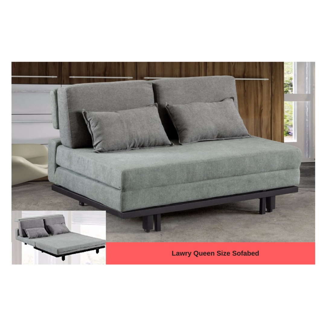 Lawry Queen Size Sofa Bed Da3803 Furniture Sofas On Carousell