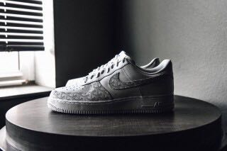 bc130d29074 NIKE AIR FORCE 1 x GOYARD CUSTOM