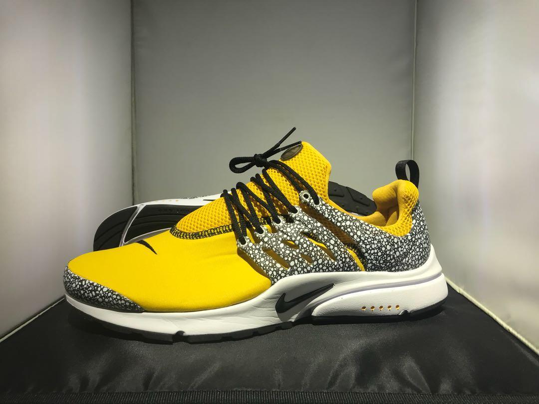 Nike Air Presto Safari Gold, Men's