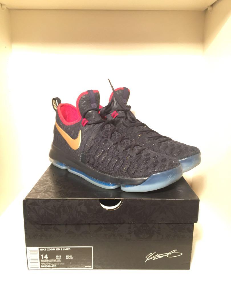 cc723fe271a Nike Zoom KD 9 LMTD
