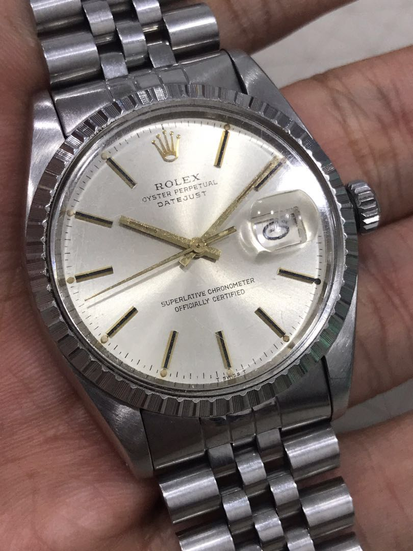 24168d5bbd797 Rolex 16030 Oyster Perpetual Datejust