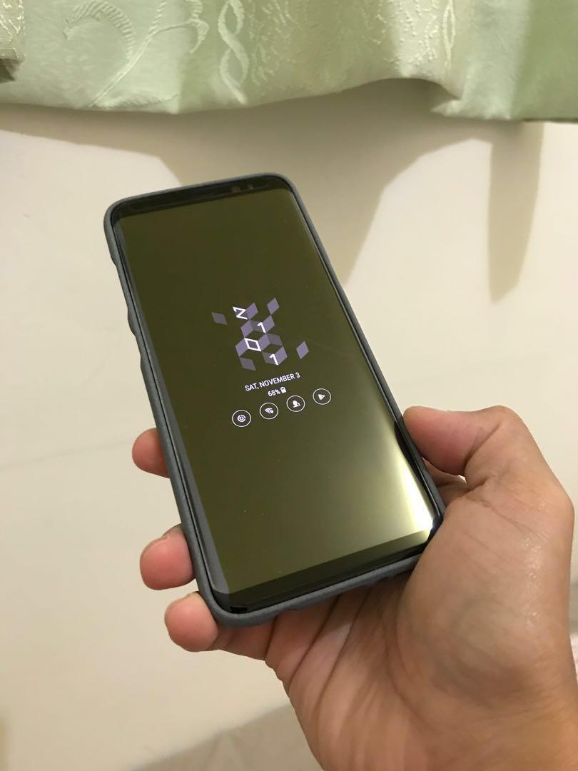 Samsung Galaxy S8 G950F (64 GB)