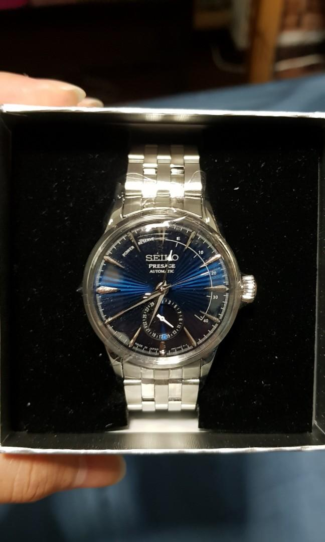 new products cf8e6 2d2ef Seiko presage SSA347J1, Luxury, Watches on Carousell