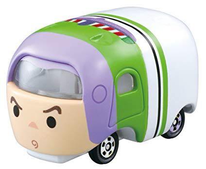 Takara Tomy Disney Buzz the lightyear car