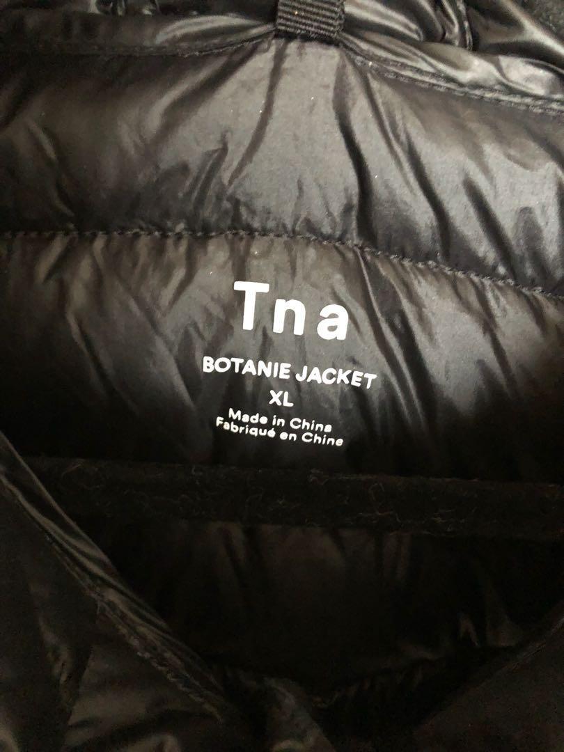 TNA Botanie Puffer - Size XL
