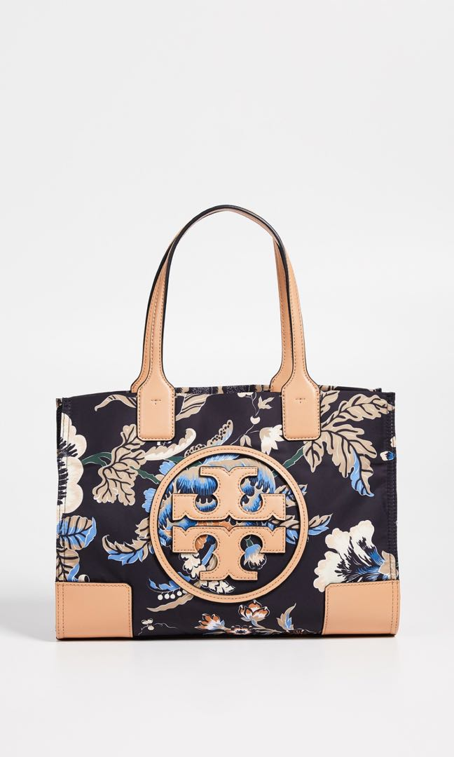 ad1317b29cd9 Tory Burch Midnight Happy Time Small Tote