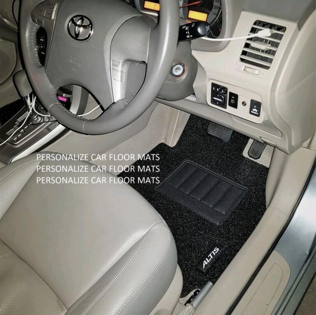 Toyota. Lexus. Altis. Camry Thailand and Japan JDM. Mark X. Prius. Axio. Carmats. Car Mats. Car Carpets. Coil Mats. Nomad Mats. Car Floor Mats