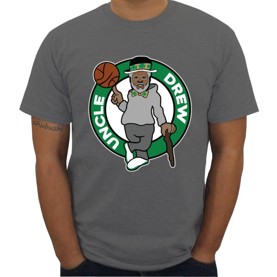 wholesale dealer a4e92 36c6c Uncle Drew T-Shirt (Dark Grey)