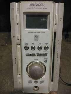 KENWOOD Compact Hi-Fi UnitG
