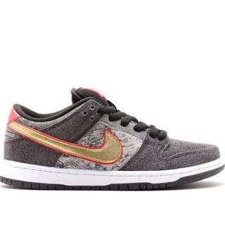 NIKE DUNK SB QS 北京 胡同 聯名  1 11 KAWS SUPREME OG GS All Star FRAGMENT 藤原浩 閃電 Thunder