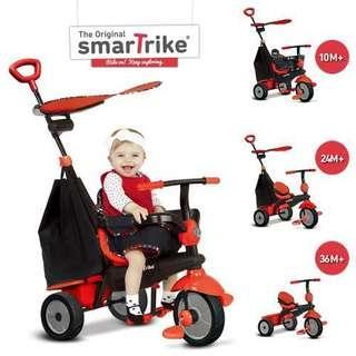 Smart trike 3 in 1 三輪車