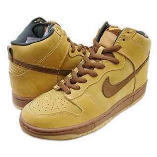NIKE DUNK SB PRO FORBES WHEAT OG 四大天王 大便 咖啡 泥 CLOT Jordan 1 KAWS SUPREME 11 OG QS All Star FRAGMENT 藤原浩 閃電 Thunder