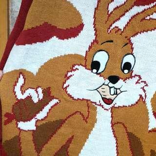 🚚 💖笨兔子與無言鳥毛衣💖