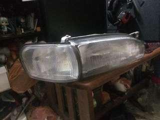 Original Subaru Impreza headlight (belah kanan sahaja) utk dijual
