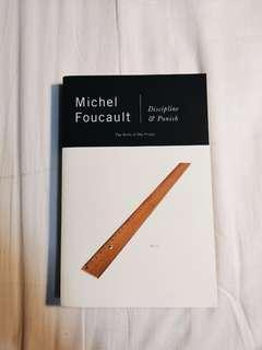 BN Discipline and Punish by Michel Foucault