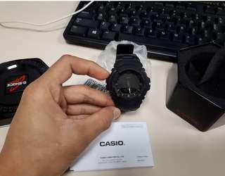Casio Watch G-100-BB